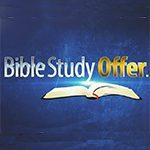Free Bible Study Offer Icon